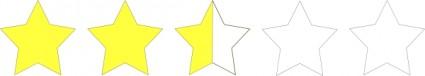 2point5 stars