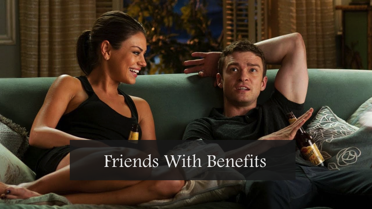 in between friends with benefits and relationship