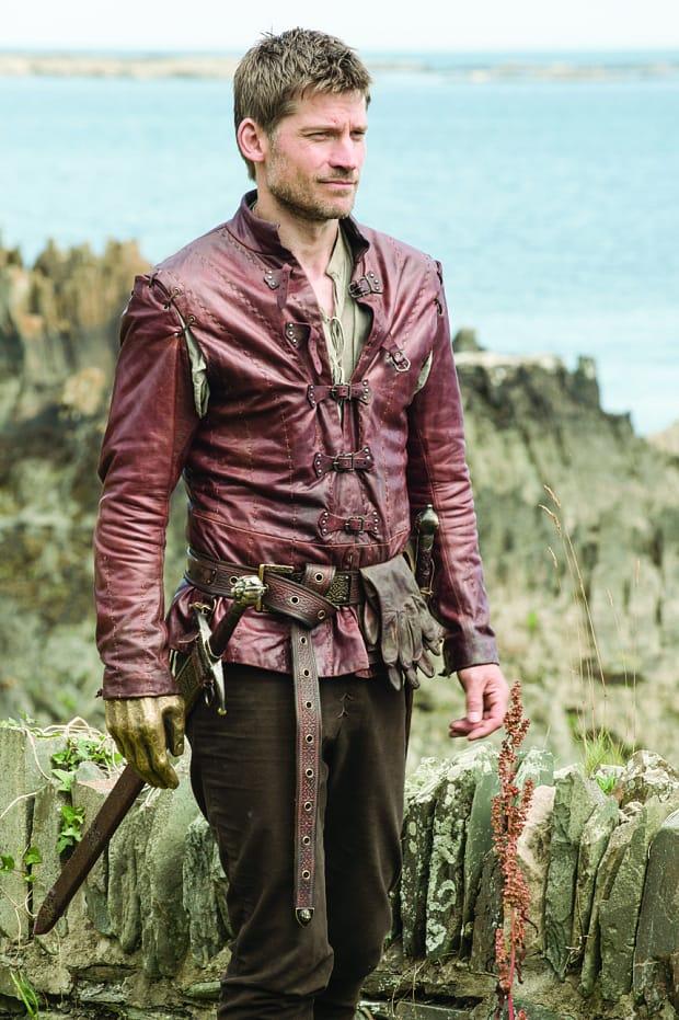 "GAME OF THRONES ... SKY ATLANTIC .... SEASON 5 EPISODE 2 HANDOUT ...... Episode 2 ""The House of Black and White""..Coster-Waldau, Nikolaj as Jaime Lannister"